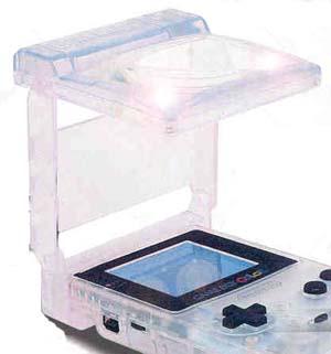 Gameboy Gameboy Color Light Magnifier