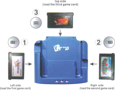 how to use action replay gba sp