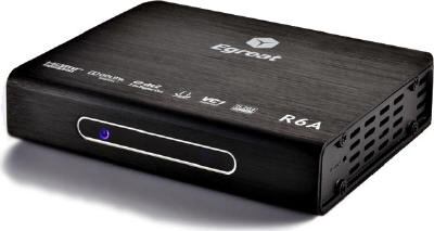 Forex r6a network media player