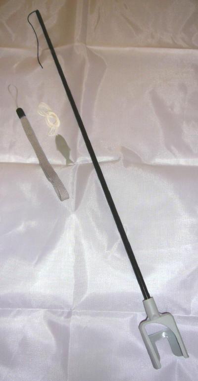 Nintendo wii fishing pole for Wii fishing rod